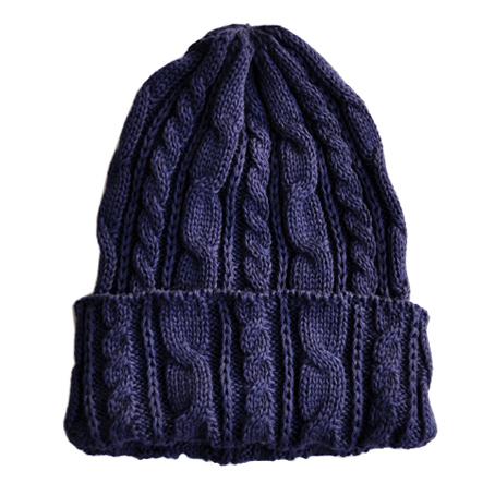 cotton knit cap / HIGHLAND2000_d0193211_17392095.jpg