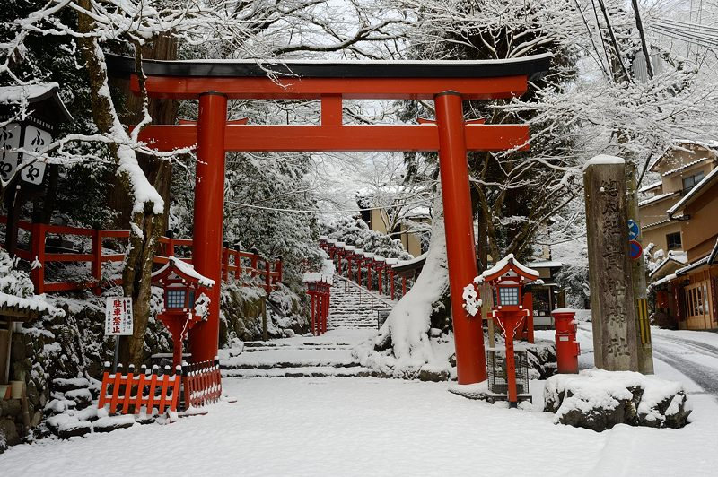 2015京の雪景色@貴船 其の二_f0032011_19391785.jpg