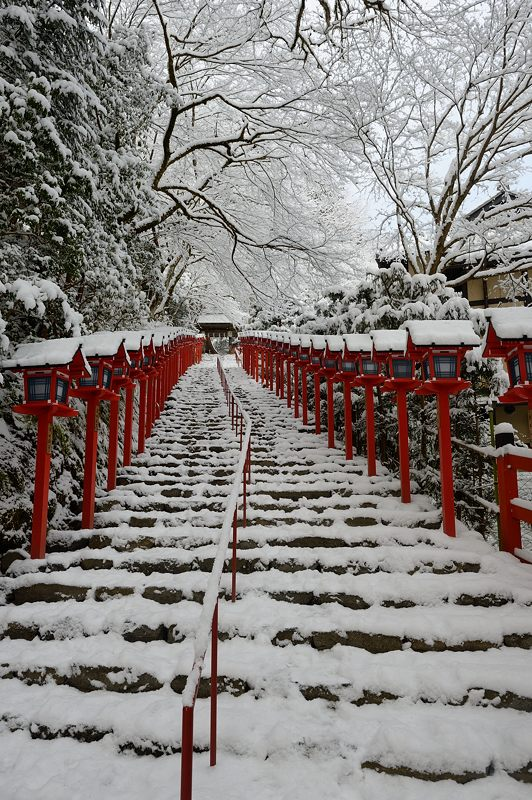 2015京の雪景色@貴船 其の二_f0032011_19393453.jpg