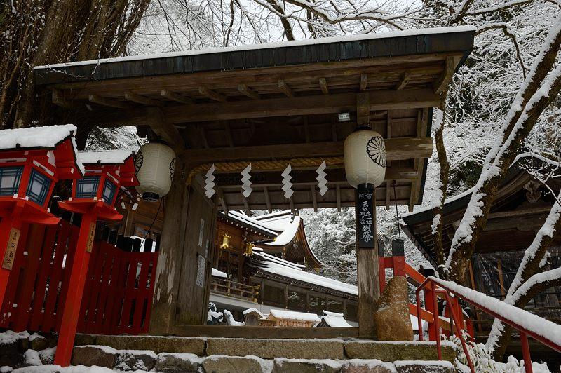 2015京の雪景色@貴船 其の二_f0032011_19394953.jpg