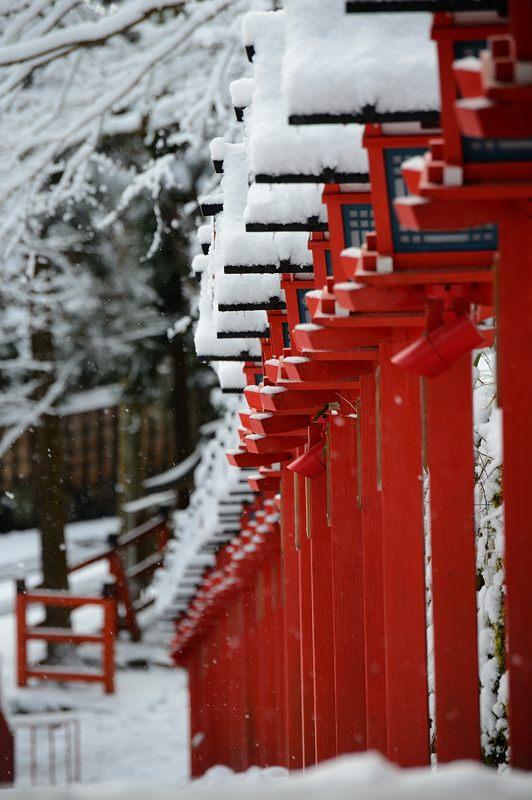 2015京の雪景色@貴船 其の二_f0032011_19403293.jpg