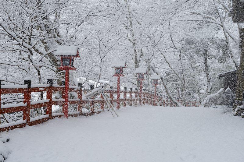 2015京の雪景色@貴船 其の二_f0032011_19425888.jpg