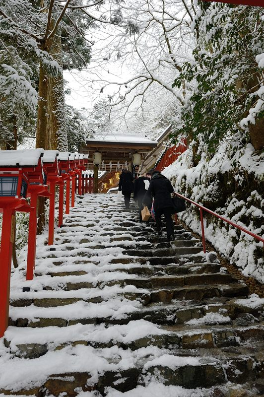 2015京の雪景色@貴船 其の二_f0032011_19431585.jpg