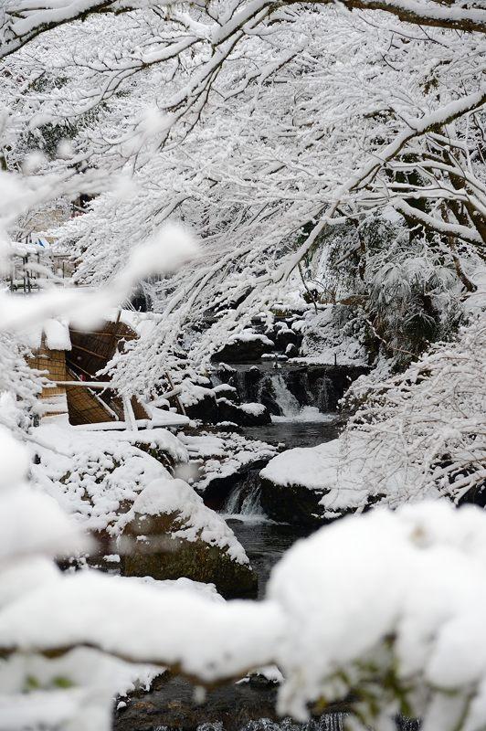 2015京の雪景色@貴船 其の二_f0032011_19445948.jpg