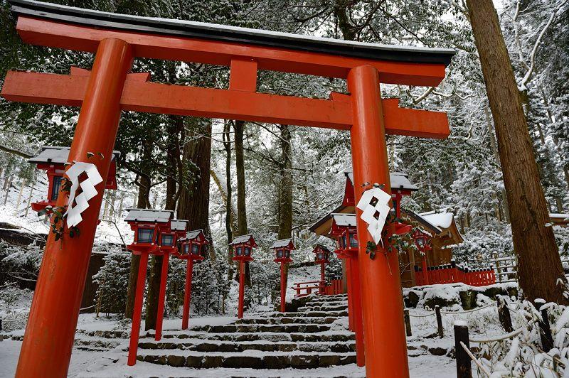 2015京の雪景色@貴船 其の二_f0032011_1945935.jpg