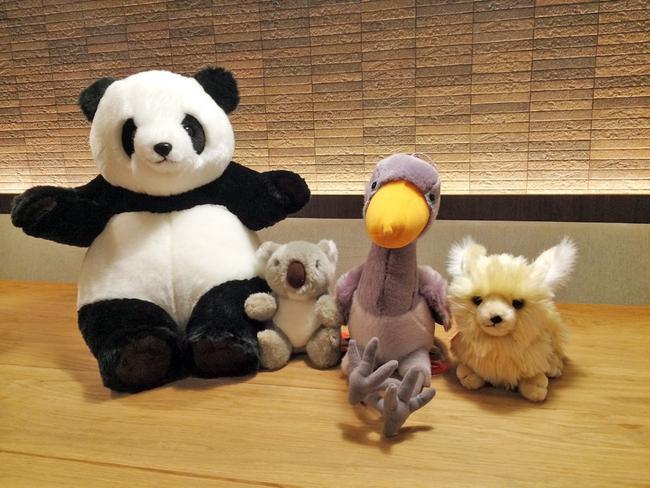 「動物園・水族園体験記」キャンペーンプレゼントのぬいぐるみ!_f0357923_12404285.jpg