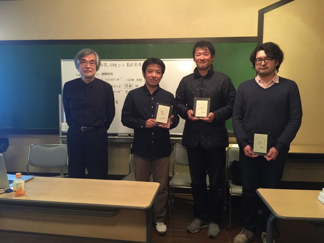 第六期4年生コース 最終発表会_b0186729_16465056.jpg