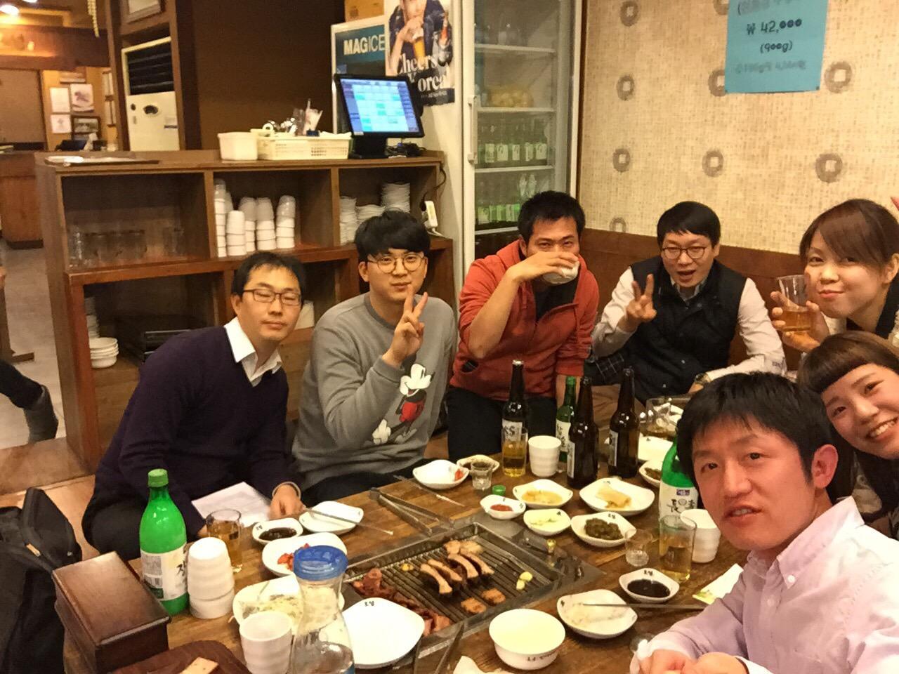 第2回韓国研修 その2_d0156734_11304611.jpg