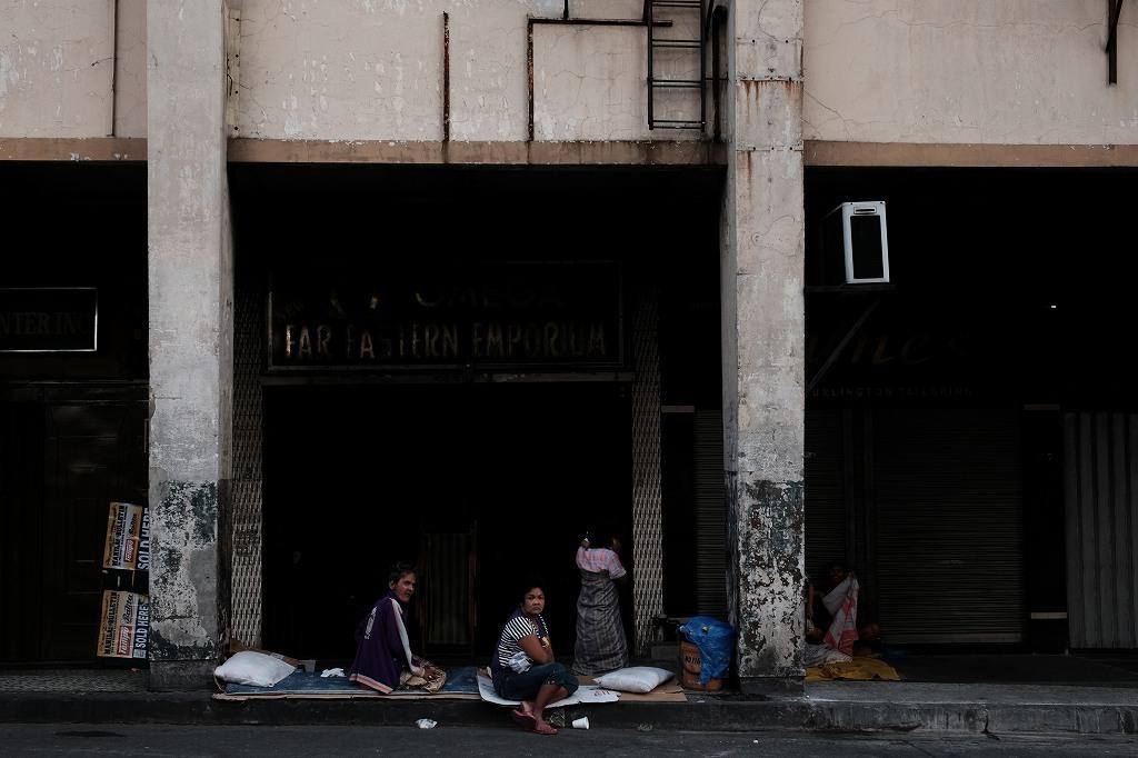 Manila on the street 2 by FUJIFILM X-T1_f0050534_08513373.jpg
