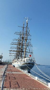 帆船~若狭バース~_b0124144_1125520.jpg
