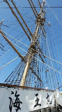 帆船~若狭バース~_b0124144_112554.jpg