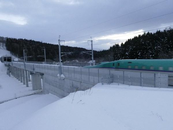 新幹線と会えない day2_d0179447_22531799.jpg