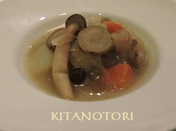 武相荘の野菜スープ_c0341450_21113236.jpg