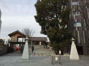 神楽坂パワースポットめぐり~3/7_d0082655_15465321.jpg