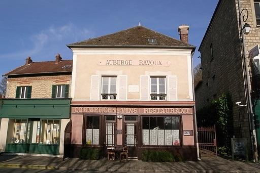 ◆母娘フランス放浪記◆ゴッホ終焉の地へ_e0043700_22521078.jpg