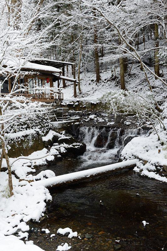 2015京の雪景色@貴船 其の三_f0032011_19455023.jpg