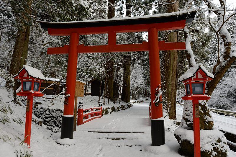 2015京の雪景色@貴船 其の三_f0032011_19463045.jpg