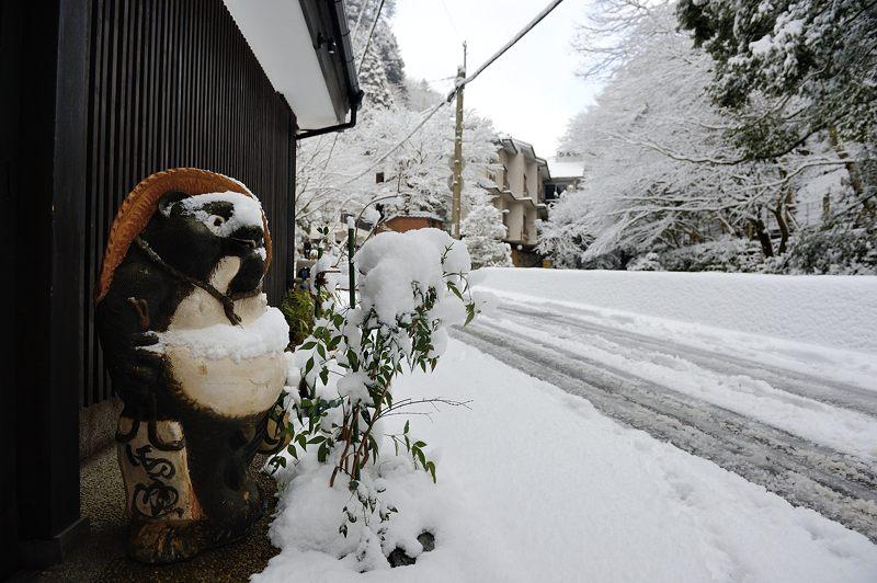 2015京の雪景色@貴船 其の三_f0032011_1946359.jpg
