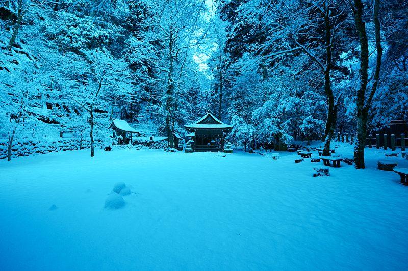 2015京の雪景色@貴船 其の三_f0032011_19514284.jpg