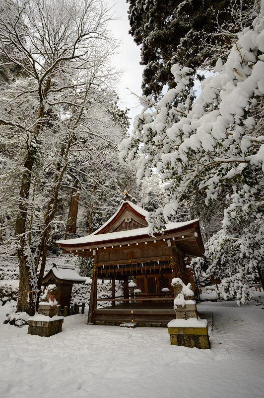2015京の雪景色@貴船 其の三_f0032011_19515012.jpg