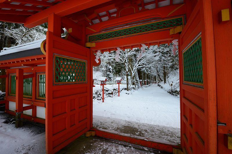 2015京の雪景色@貴船 其の三_f0032011_19524137.jpg