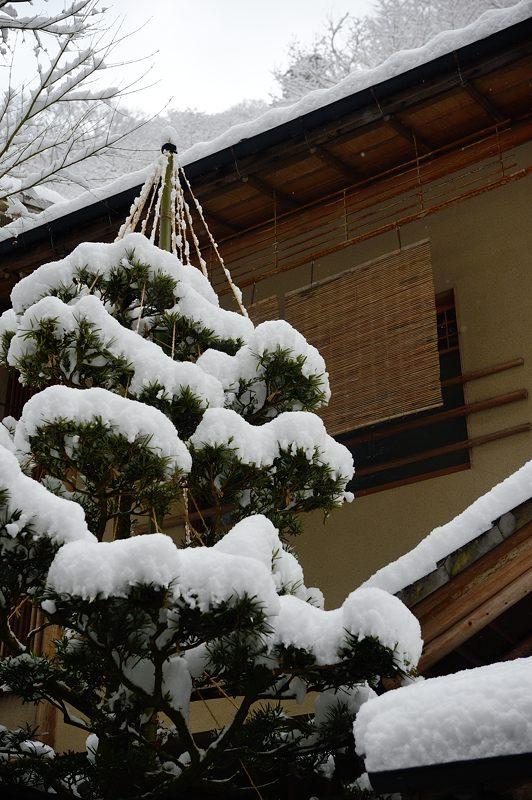 2015京の雪景色@貴船 其の三_f0032011_1955699.jpg