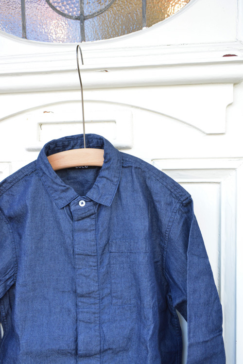 インディゴのシャツ_a0113127_15533010.jpg