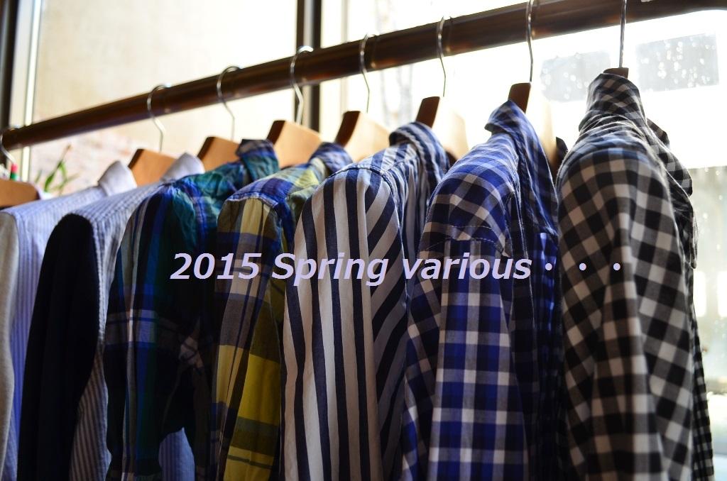 """2015 Spring various・・・春いろいろ No.1""_d0153941_1744334.jpg"