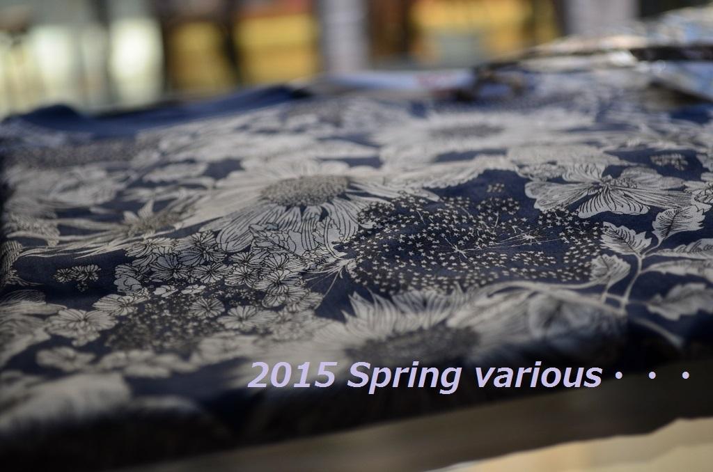 """2015 Spring various・・・春いろいろ No.1""_d0153941_17444029.jpg"