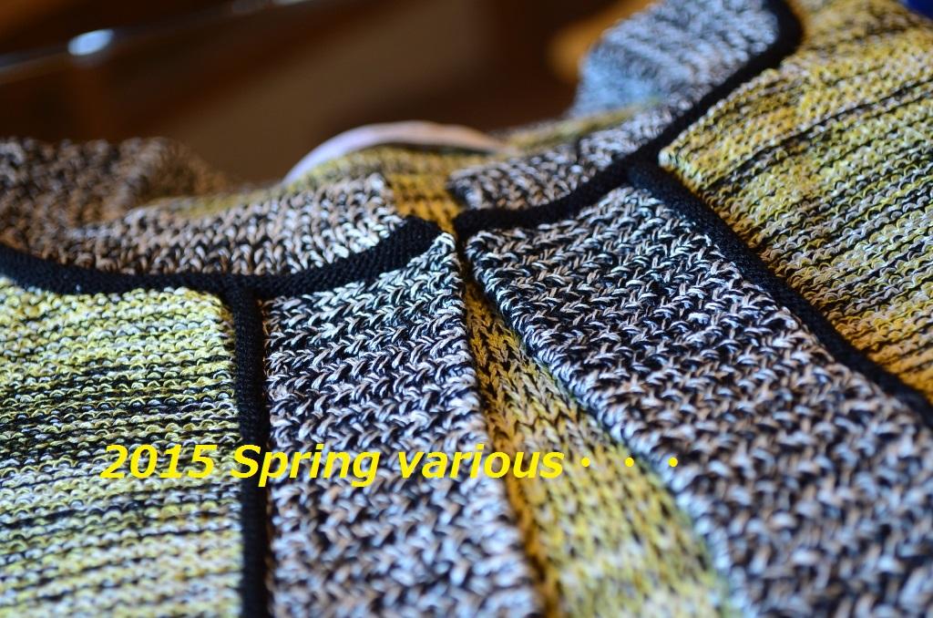 """2015 Spring various・・・春いろいろ No.1""_d0153941_17444862.jpg"