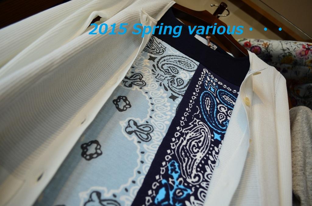 """2015 Spring various・・・春いろいろ No.1""_d0153941_1744567.jpg"