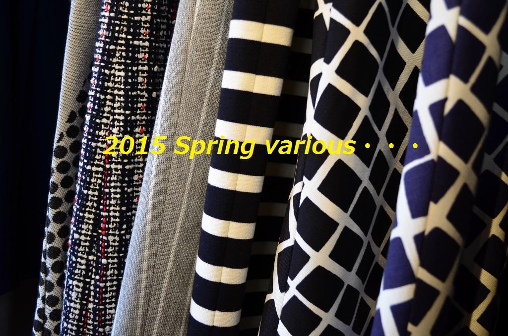 """2015 Spring various・・・春いろいろ No.1""_d0153941_1745333.jpg"