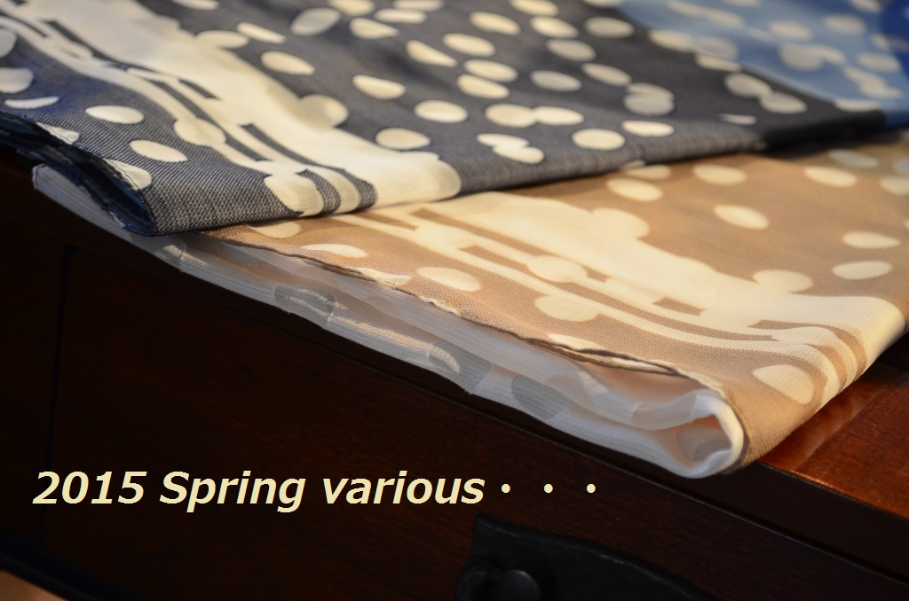 """2015 Spring various・・・春いろいろ No.1""_d0153941_17464986.jpg"