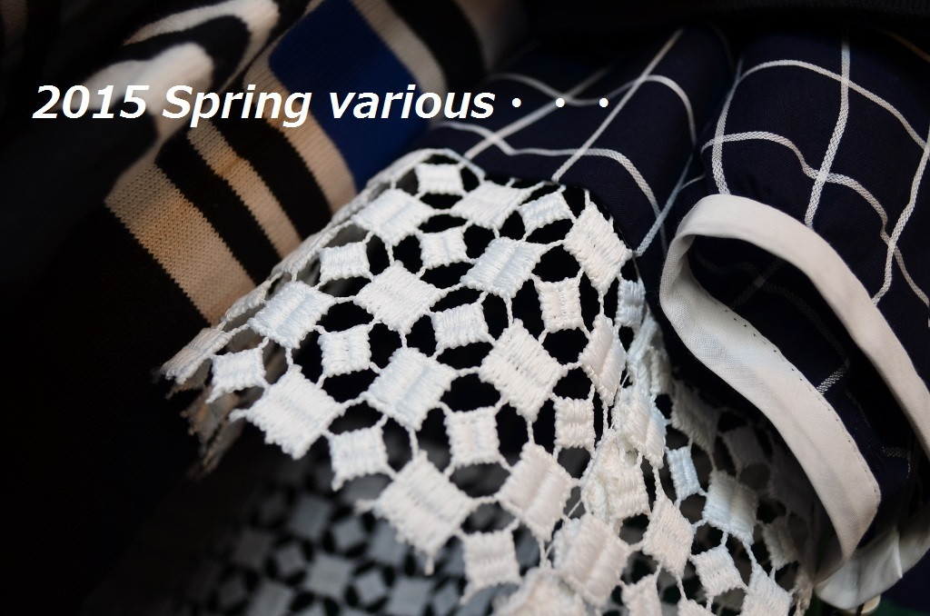 """2015 Spring various・・・春いろいろ No.1""_d0153941_17493444.jpg"