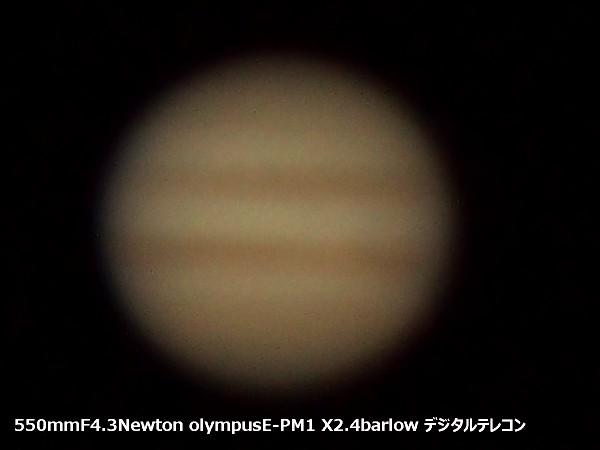 60cmドブソニアン自作記(126) 木星を撮ってみたのだが_a0095470_235976.jpg