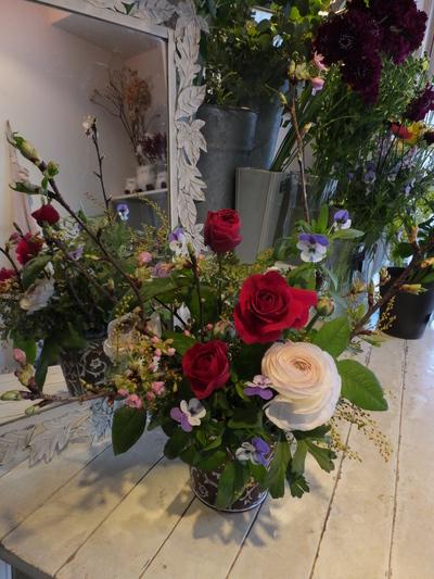 オークリーフ花の教室(富田さんの作品)_f0049672_17524872.jpg