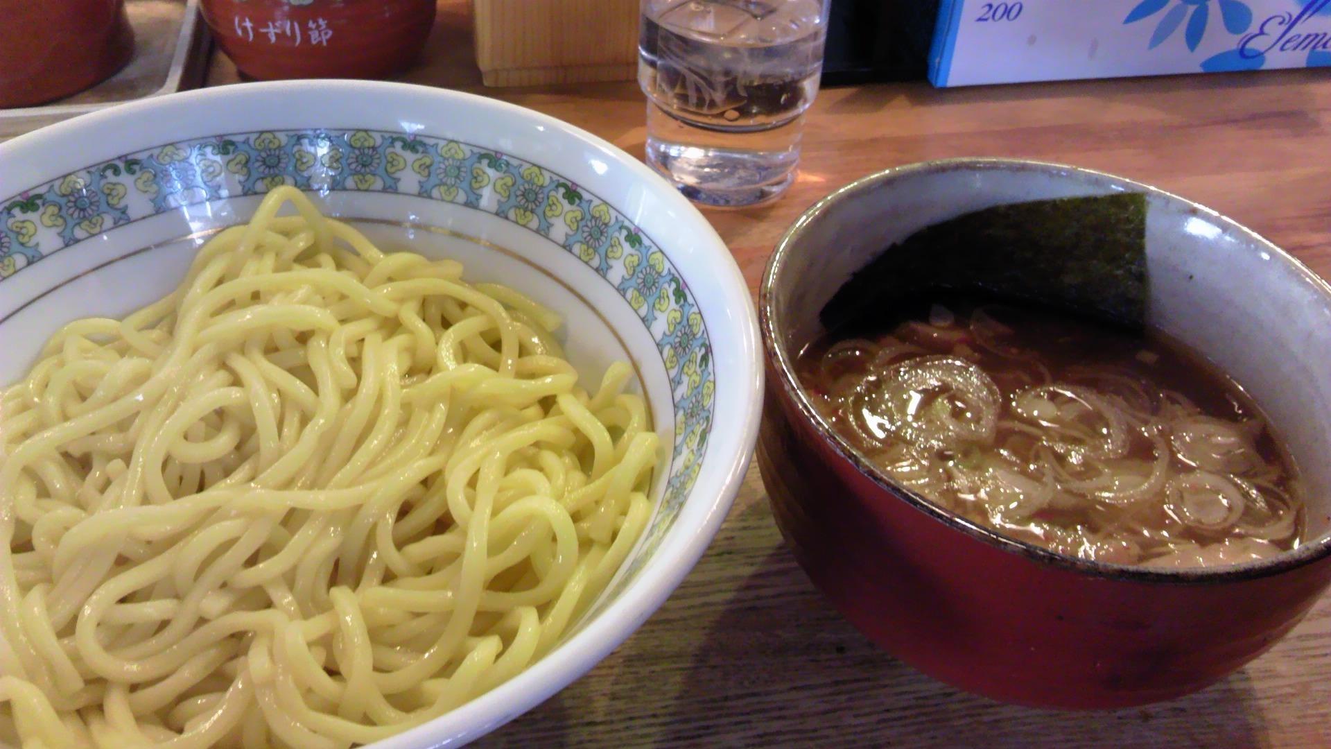 つけ麺が食べたくて_c0162773_15223610.jpg