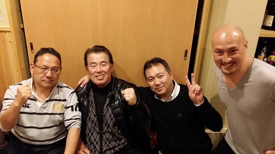 月に1度、松山のサイコーな仲間との交流 「うまおい会」に出席!_c0186691_2192258.jpg