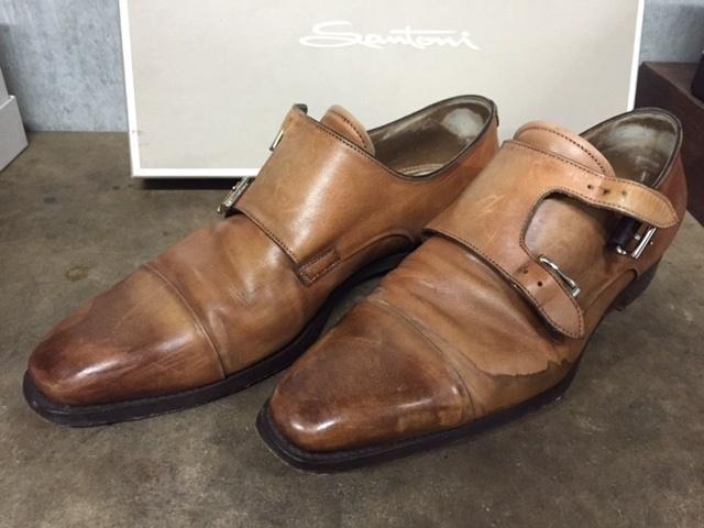 靴磨きもお任せ下さい_b0226322_17473824.jpg