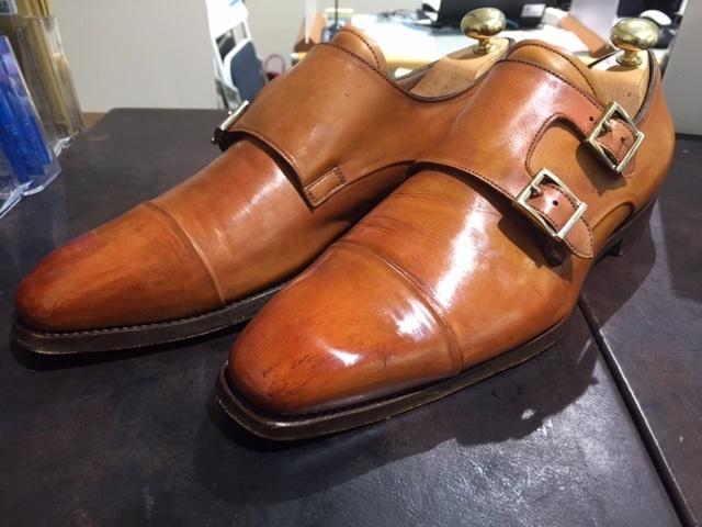 靴磨きもお任せ下さい_b0226322_17485639.jpg