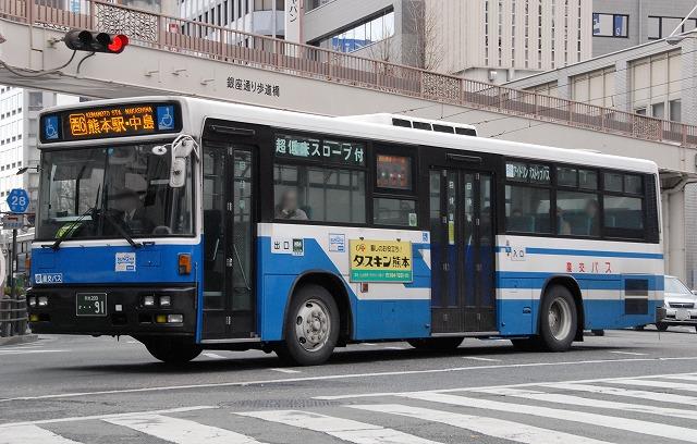 九州産交バス~西工96MC(B-I)いすゞ・ワンステップバス_a0164734_10183321.jpg