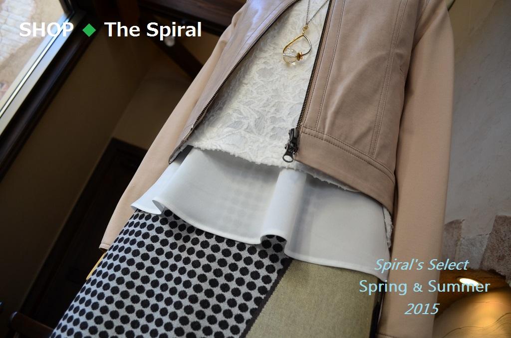 """""""春-Style No.8~2015 Spring & Summer New!""""_d0153941_15537100.jpg"""