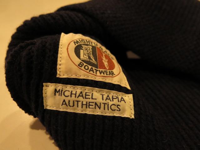 "\""MIGHTY-MAC × MiCHAEL TAPiA KNIT CAP\""ってこんなこと。_c0140560_10304954.jpg"