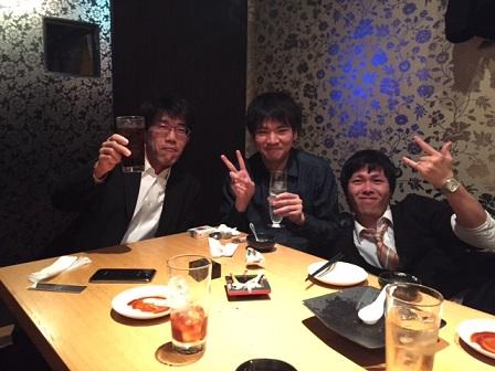 新年会in札幌2015!_e0206865_23482770.jpg