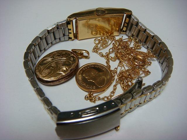 アンティーク 骨董 金、プラチナ、壊れた時計 高価買取_a0167071_20573621.jpg