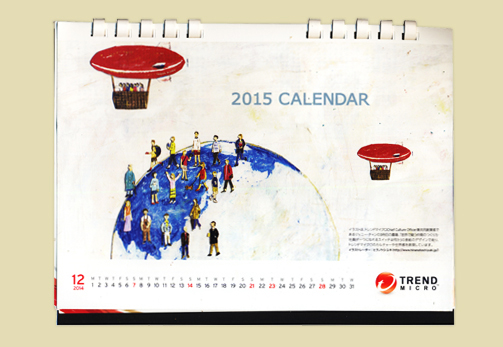TREND MICRO カレンダー_c0154575_1175627.jpg