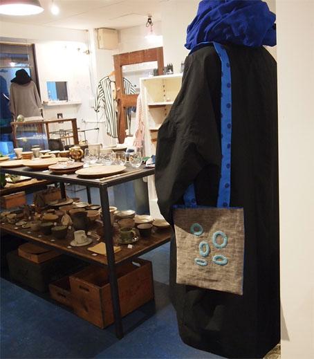 家次久仁子さんの刺繍ポシェットと刺し子のかばん_b0322280_23291479.jpg