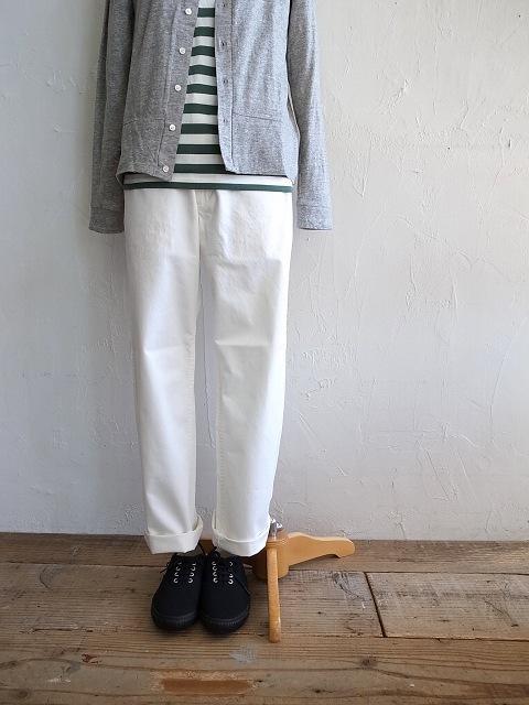 ナチュラルランドリーのシャツとチノパン_b0079489_19373264.jpg