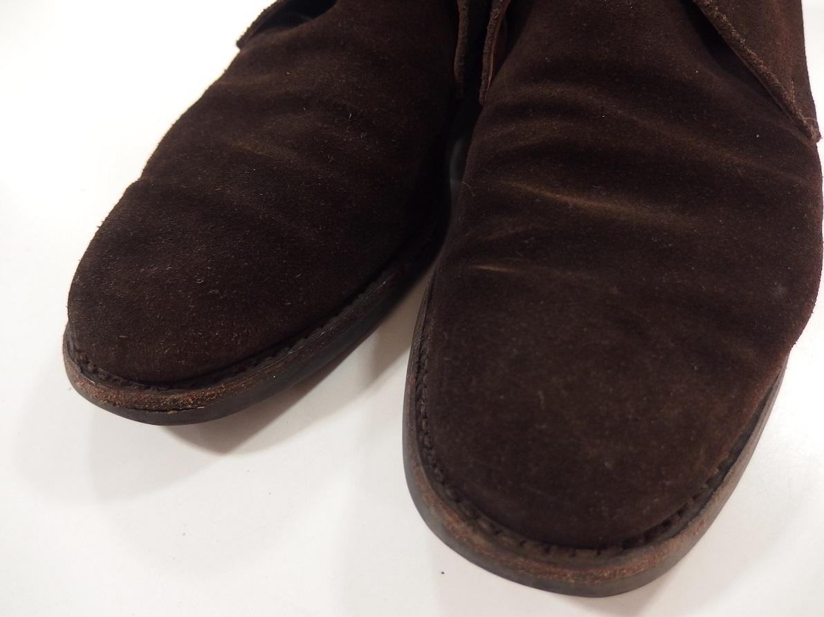 スエード靴を補色するための5ステップ_d0166598_15434436.jpg