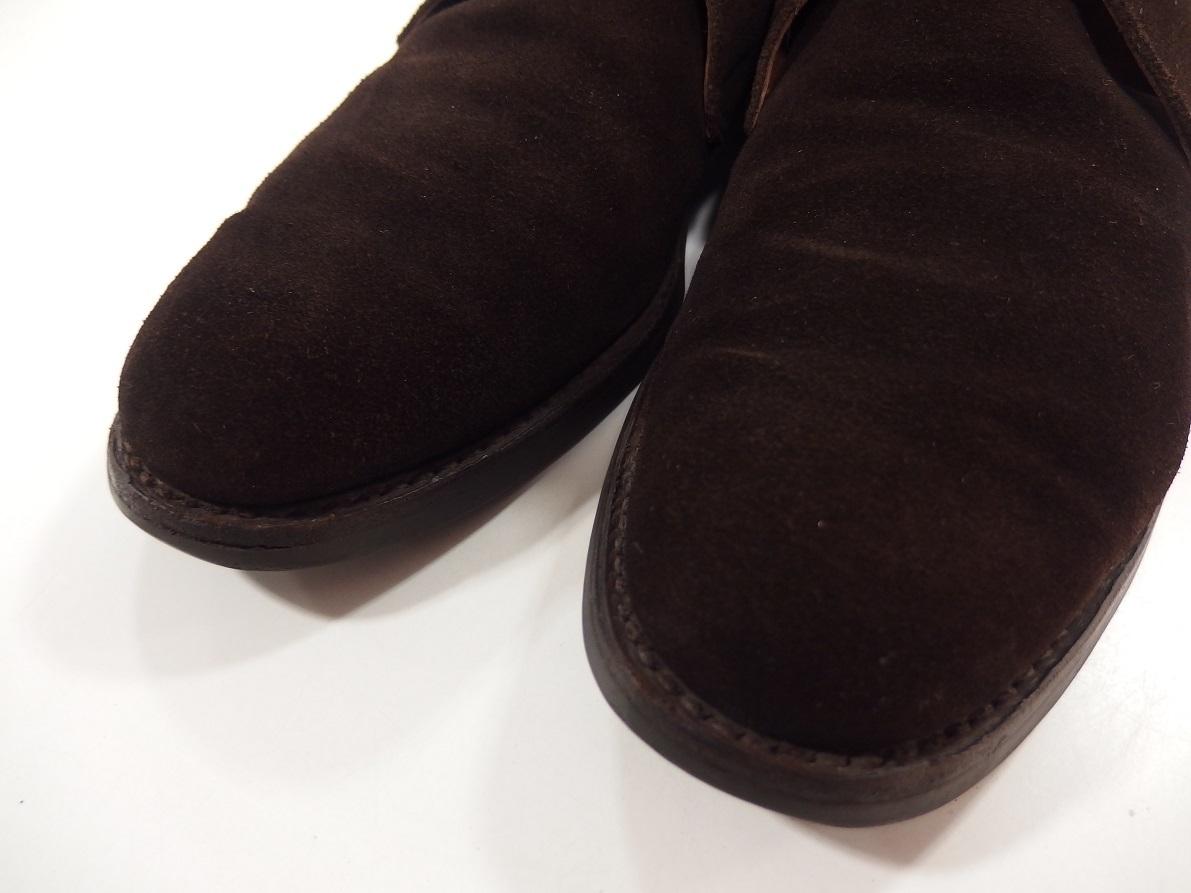 スエード靴を補色するための5ステップ_d0166598_15434783.jpg